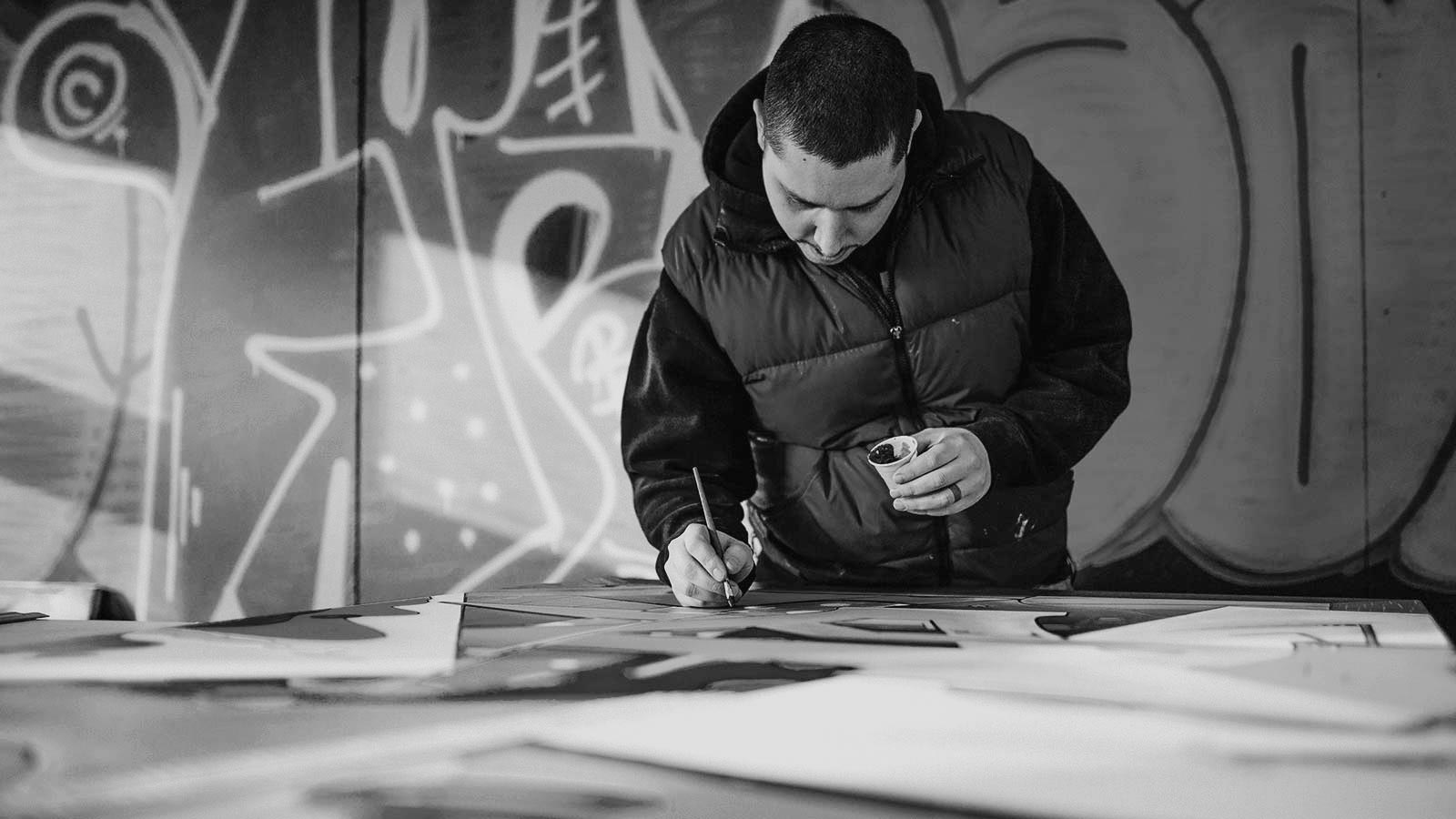 Pauser Czech graffiti artist interview