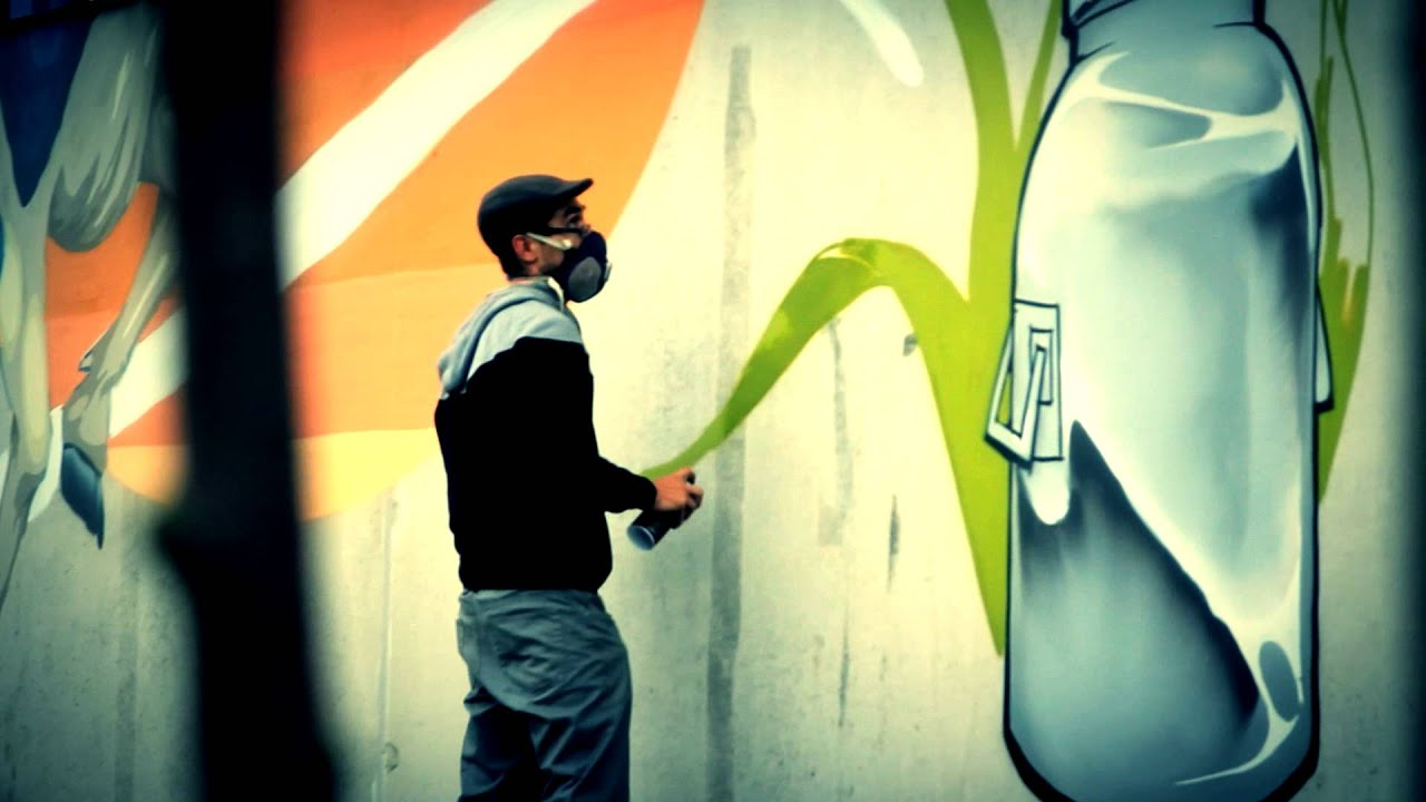Jeroo Graffiti artist from Germany- profile