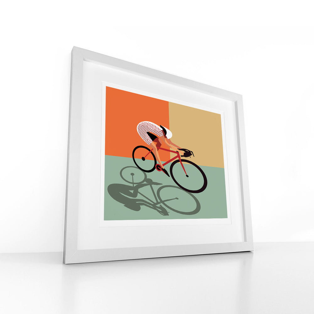 Syndicate Cyclist – Cyclo - Digital Art Print