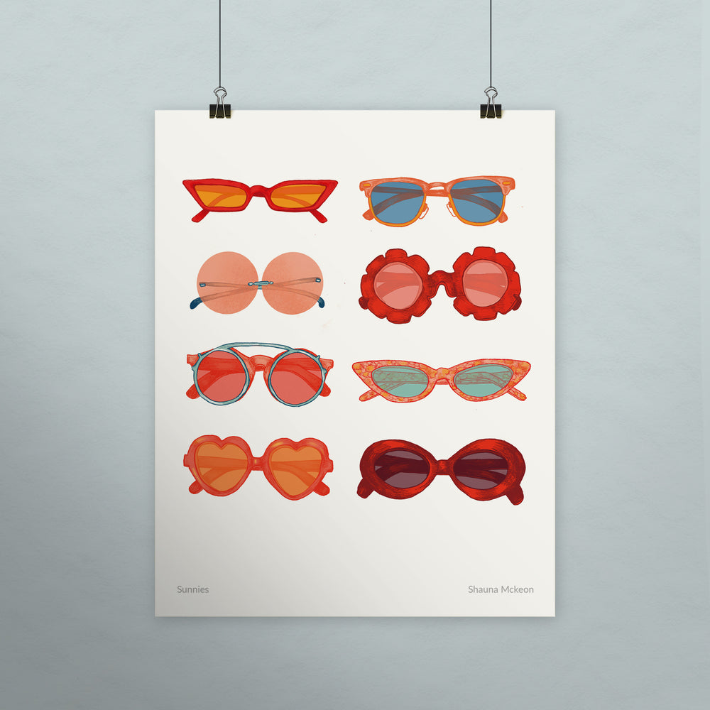 Sunnies by Shauna Mckeon