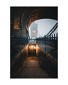Tower Bridge 2 Canvas Print - Ron Timehin