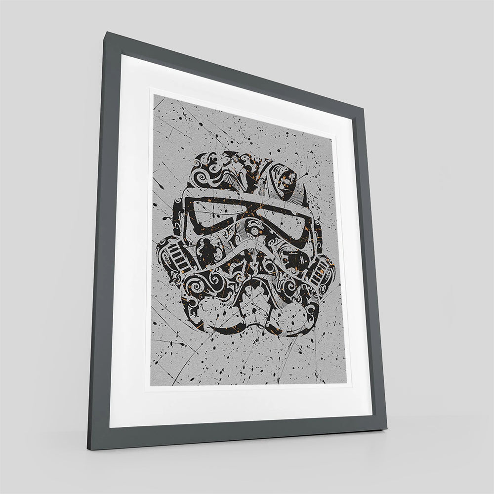 Sithmas Trooper – Heroes and Villains - Digital Art Print