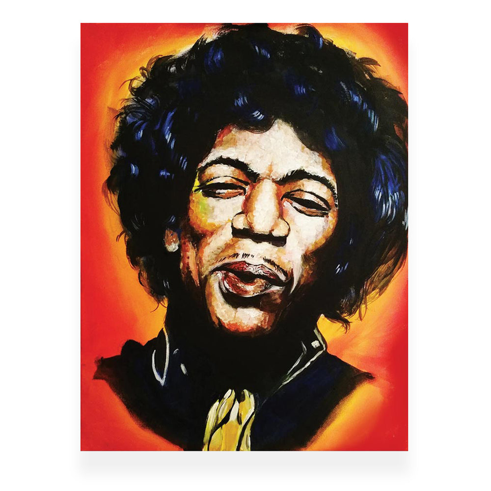 Jimi by Andrew Wright