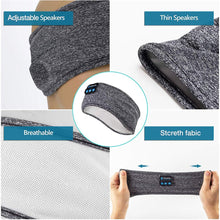 Load image into Gallery viewer, SleepIn® Wireless Bluetooth Headband Headphones