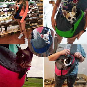The Doggy Pouch™ Pet Carrier