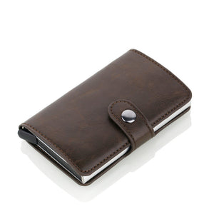 Best RFID Blocking Wallet-Slim Credit Card Protection Wallet Purse