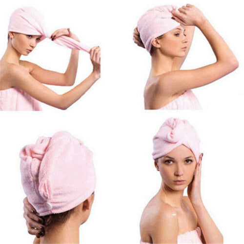 TYCHORE™ RAPID DRYING HAIR TOWEL