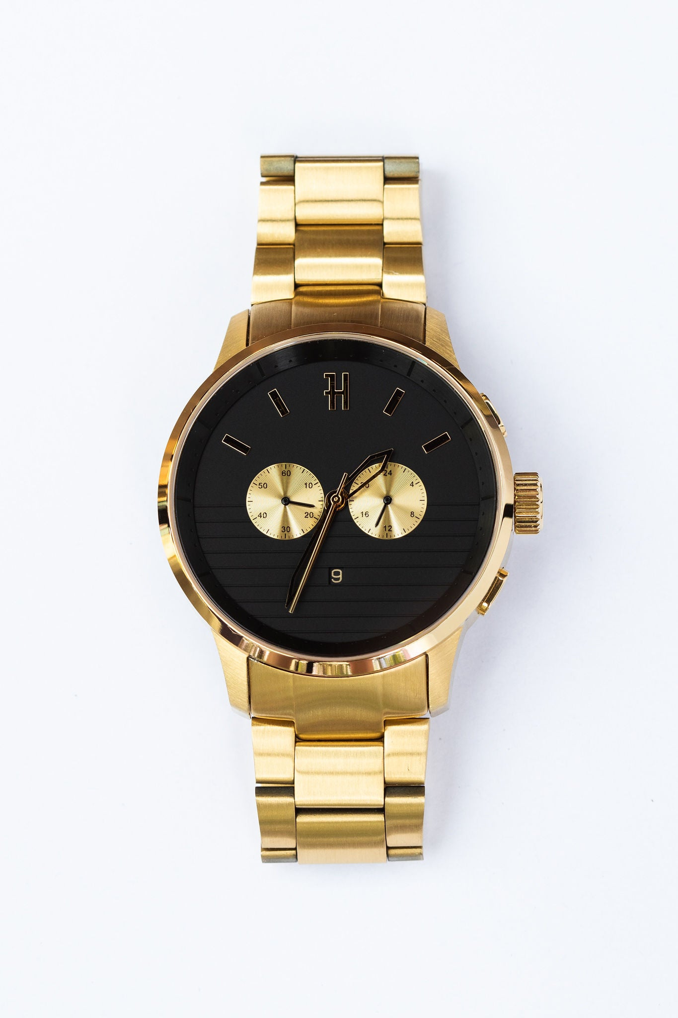 THE MC - GOLD MENS WATCH