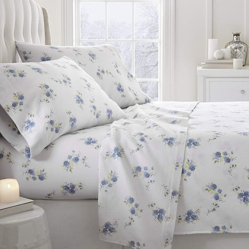 Flannel Sheet 4 Piece Set