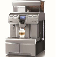 Saeco Aulika Top Professional Superautomatic Espresso Machine available at Espresso Canada