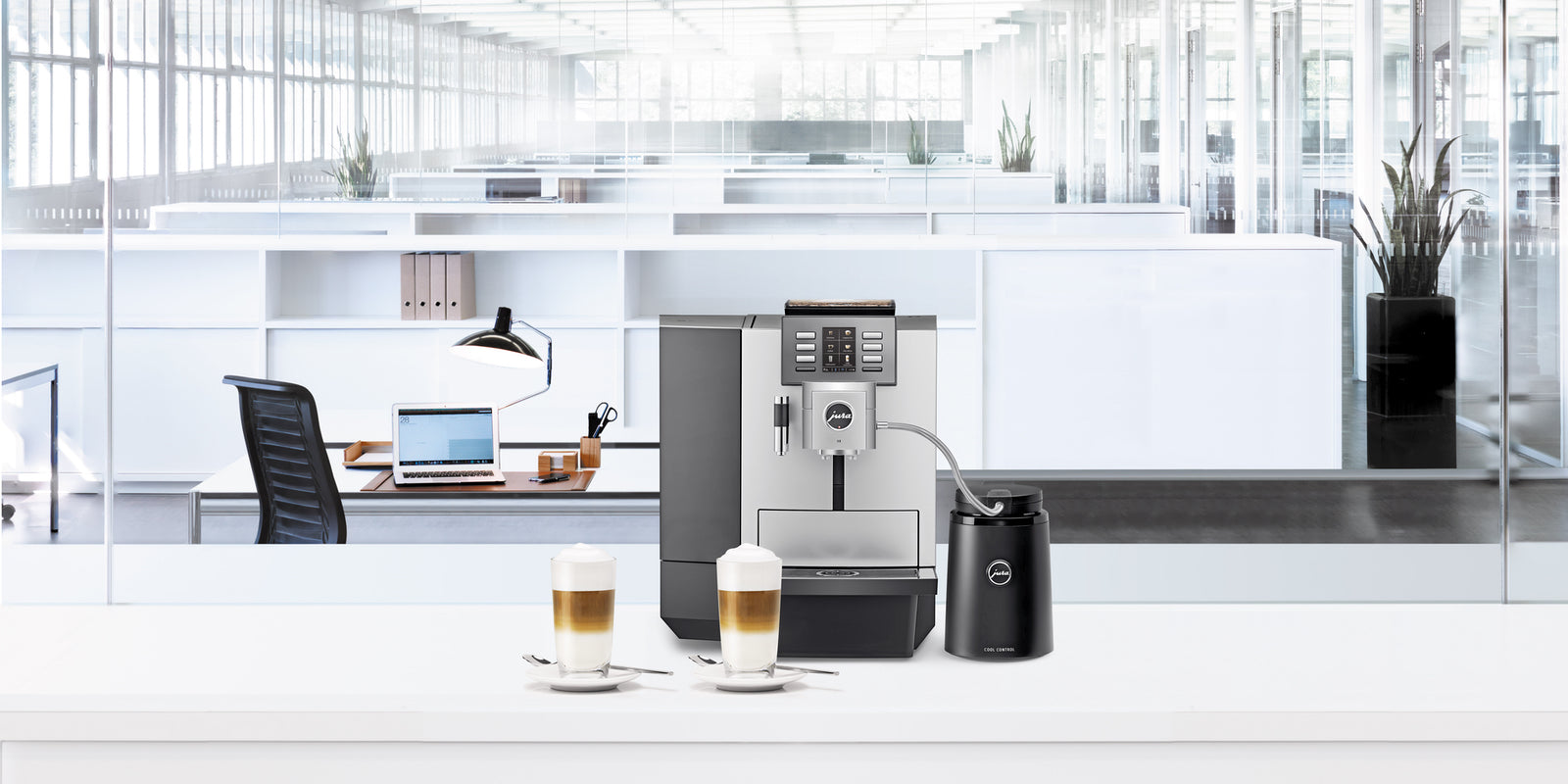 JURA Professional Line of Coffee Machine available from Espresso Canada