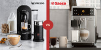 SAECO VS. NESPRESSO: Which is the better espresso machine?