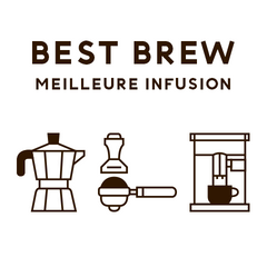Brew Icons for Espresso Canada