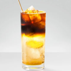 Ginger Cool made with espresso from Espresso Canada