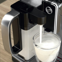 Milk Carafe on a Saeco Superautomatic
