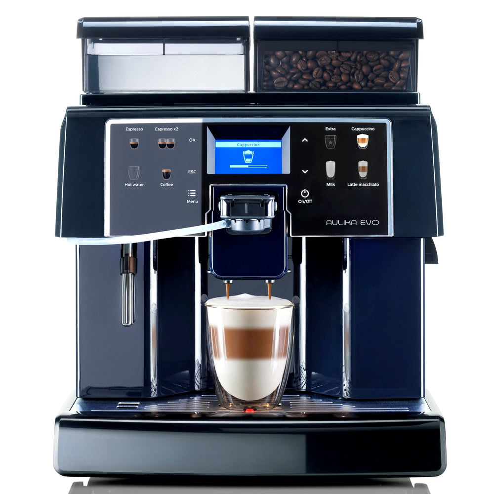 Saeco Aulika Evo Focus available from Espresso Canada