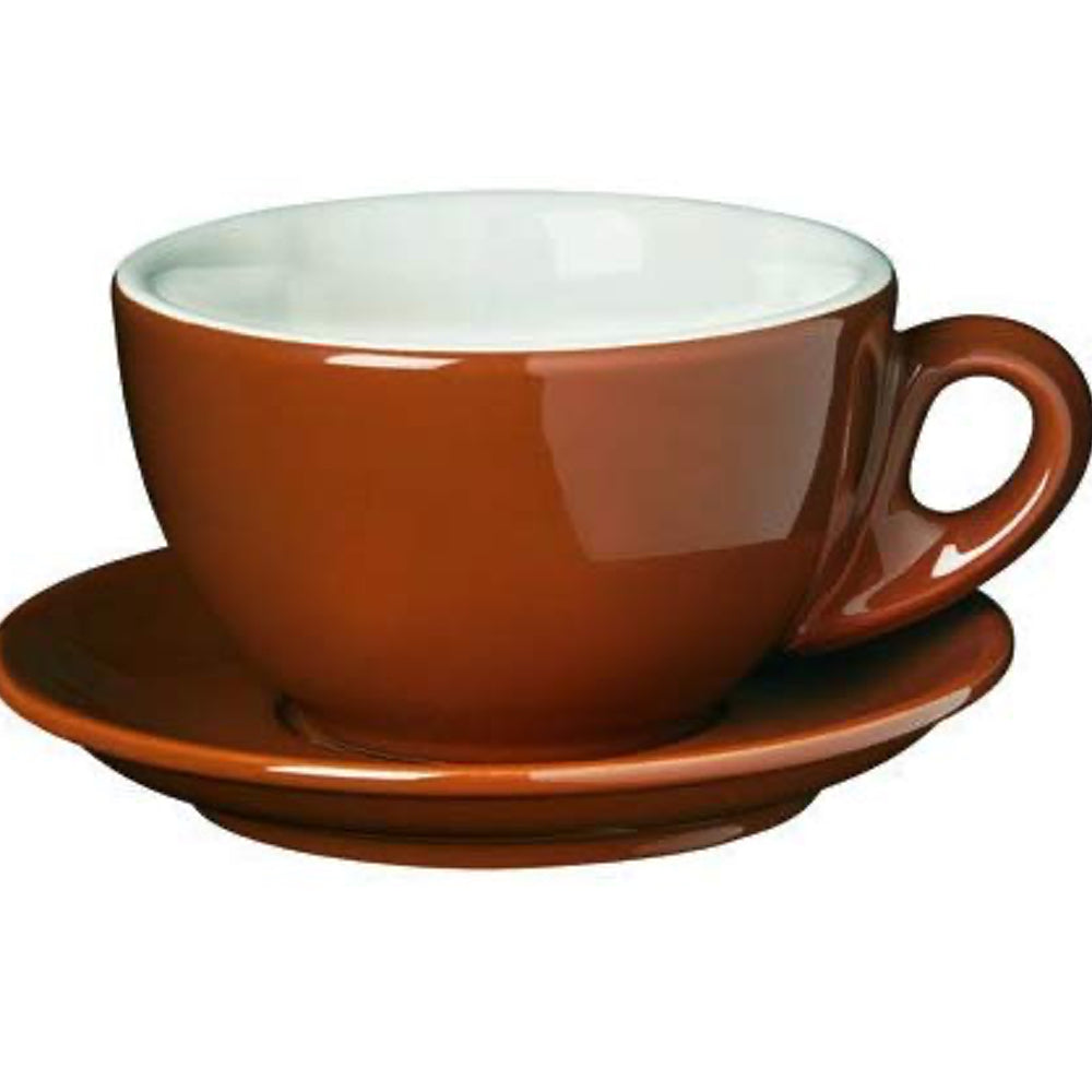 Brown Nuova Point Espresso Cup Sorrento Style