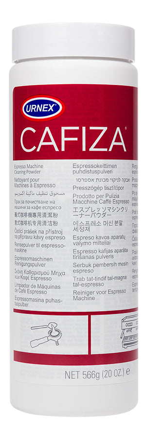 Cafiza Food Safe Degreaser for Cleaning Espresso Machines