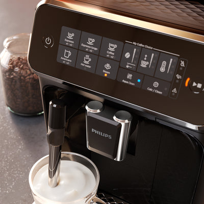 EP3221/44 Front Panel Philips 3200 Series Superautomatic Espresso Machine