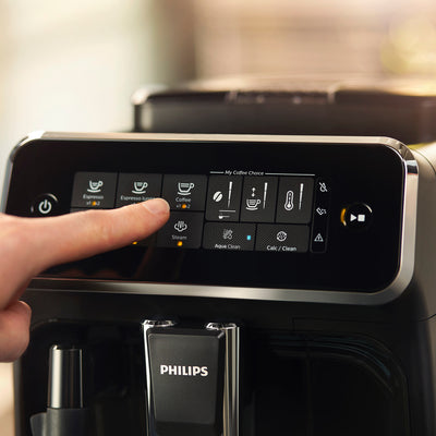 EP3221/44 Touch Display Philips 3200 Series Superautomatic Espresso Machine
