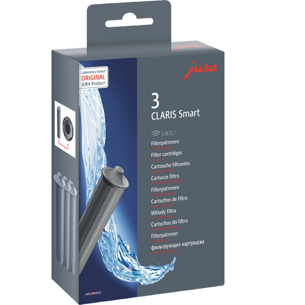 Jura Claris Smart 3 Pack Item no 71794