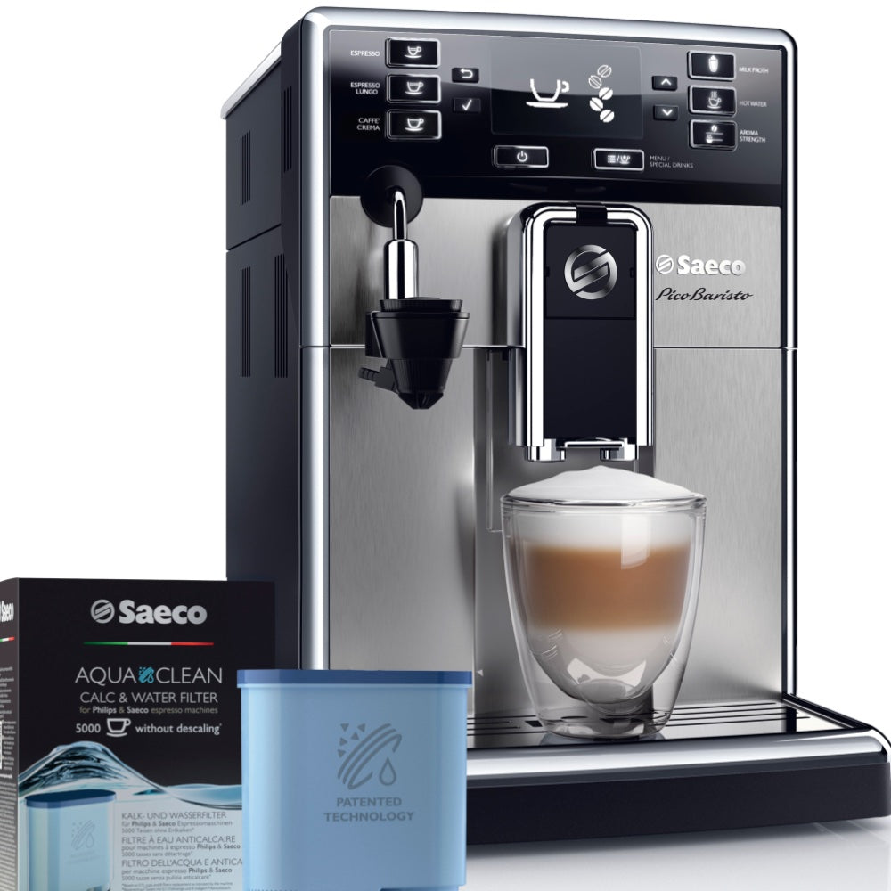 Saeco PicoBaristo AMF HD8924  with Aqua Clean Filter⎮Espresso Canada