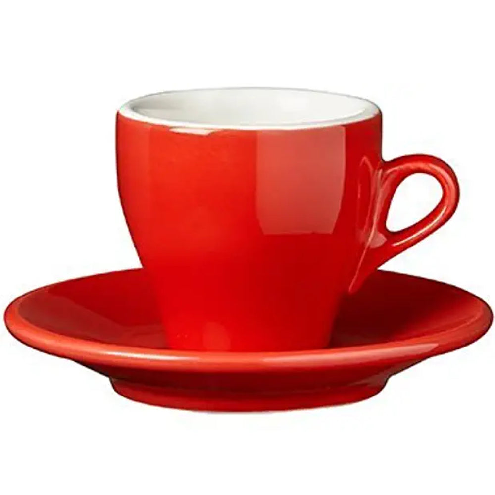Nuova Point Espresso Cup Red in Milano Style