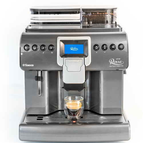Saeco Royal One Touch Cappuccino Superautomatic Espresso Machines