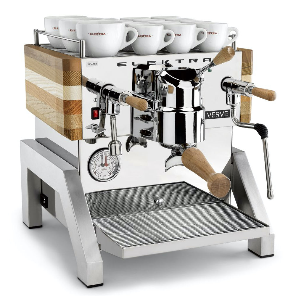 Elektra Verve Manual Espresso Machine for Home of Office
