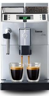 Saeco Lirika Plus Fully Automatic Espresso Machine RI9841/50