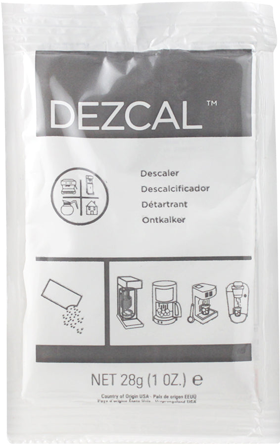 Dezcal Descaling Powder for Espresso Machines