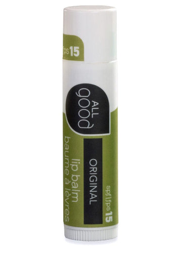 All Good Lips SPF 15 – The Original