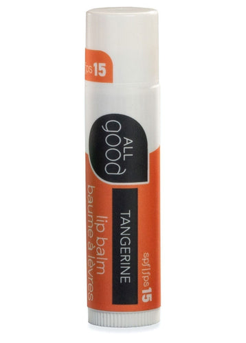 All Good Lips SPF15 – Tangerine