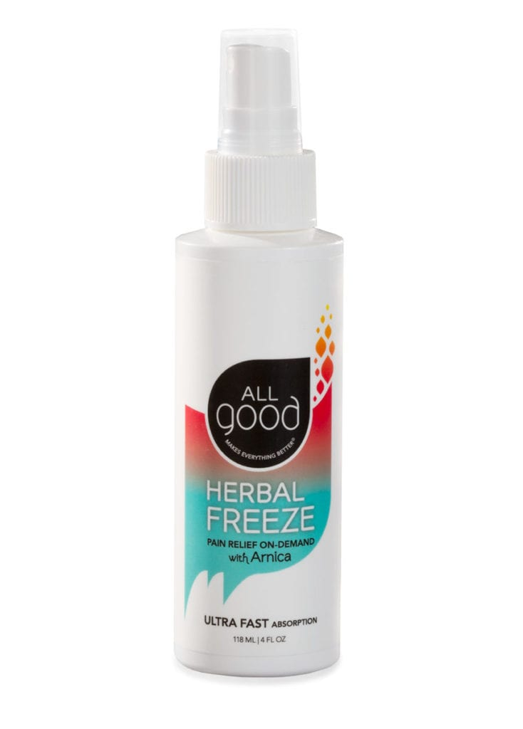 Herbal Freeze with Arnica – 4oz