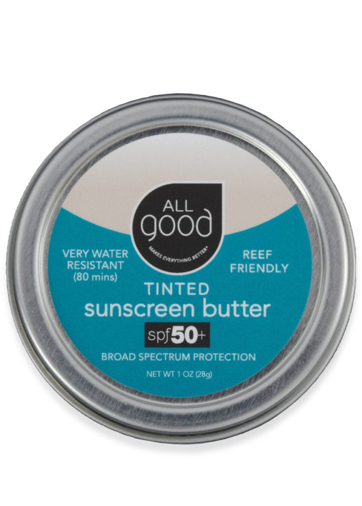 SPF 50+ Tinted Mineral Sunscreen Butter, 1 oz.