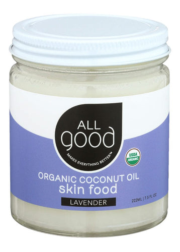 All Good Coconut Oil – Lavender