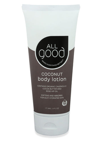 All Good Lotions – Coconut