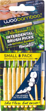 Load image into Gallery viewer, Interdental Brush Picks - Small (8 pack)