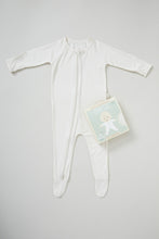 Load image into Gallery viewer, Neutral Baby Long Sleeve Onesie - Boody Baby Organic Bamboo Eco Wear