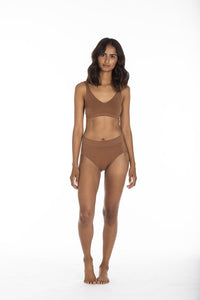Boody Organic Bamboo Eco Wear - Full Brief Nude4