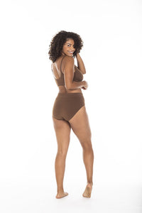 Boody Organic Bamboo Eco Wear - Full Brief Nude6
