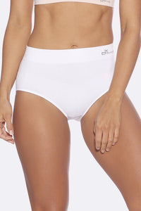 Boody Organic Bamboo Eco Wear - Full Brief White