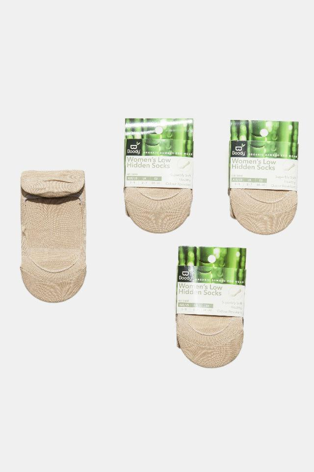 Women's Low Hidden Socks - Gift Pack