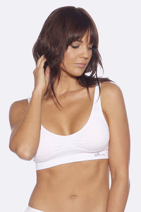Boody Organic Bamboo Eco Wear - Padded Bra White