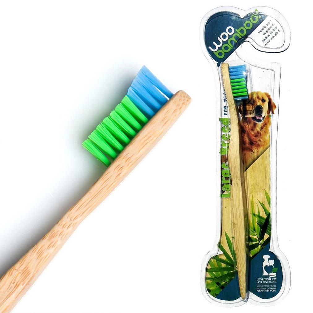 Pet Toothbrush Large Breed - 2 Pack