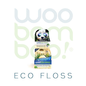 Eco Floss (Mint) - 2 Pack