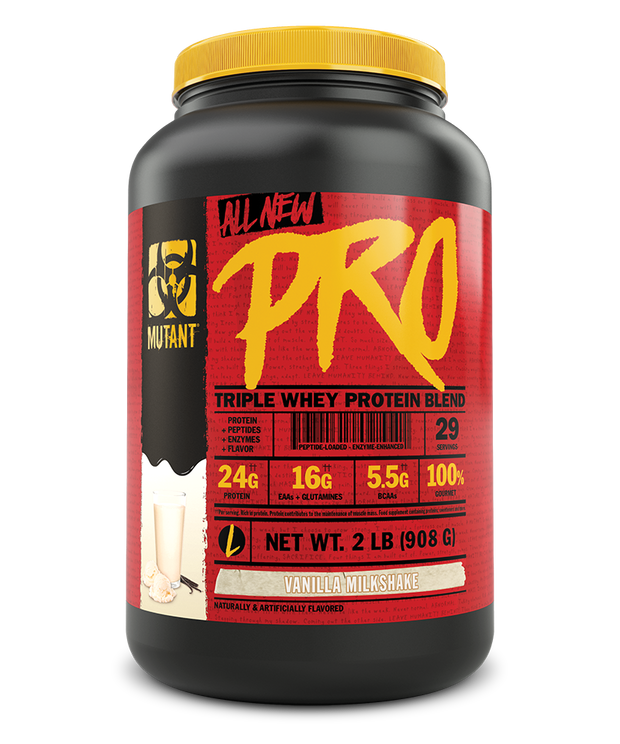 MUTANT PRO hydrolyzed whey protein isolate concentrate