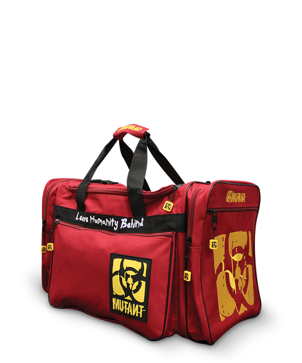 MUTANT LHB Red Leisure Bag - MUTANT