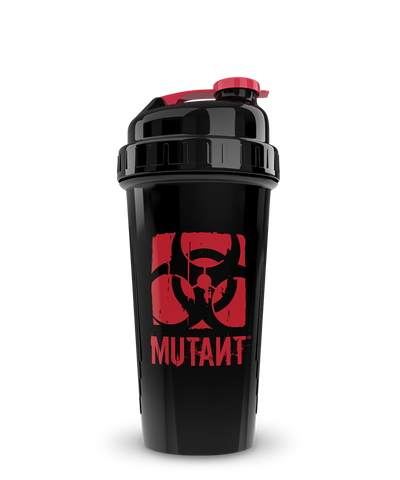 MUTANT NATION Black Shaker Cup (800 mL) - MUTANT
