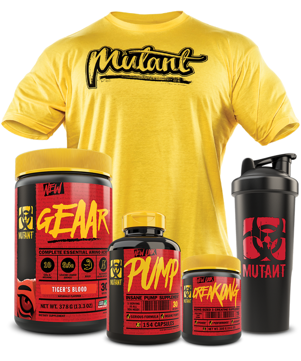The PUMP Pack - MUTANT